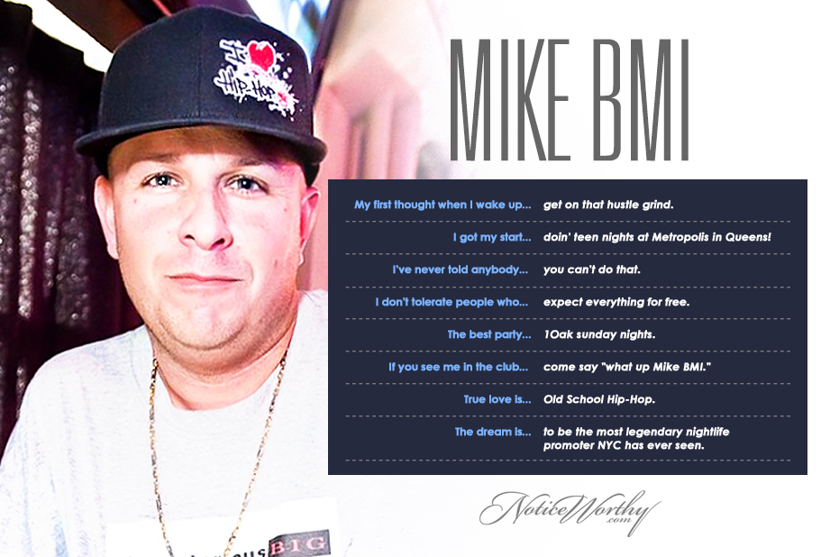 MIKE BMI