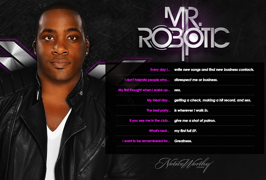 Mr. Robotic