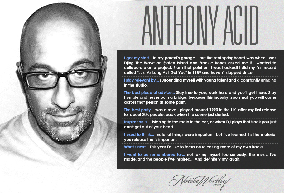 Anthony Acid
