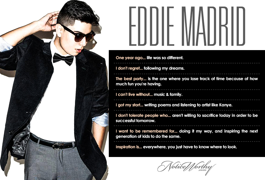 Eddie Madrid